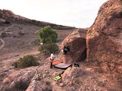 Rock Climbing Photo: ENG2
