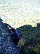 Rock Climbing Photo: Seneca air