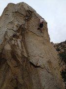 Rock Climbing Photo: Lake Perris