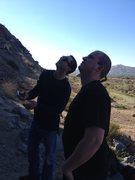 Rock Climbing Photo: Riverside