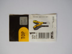 Petzl Navaho chest harness, size 1, No dorsal attachment point. New- never used. $60