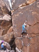 Rock Climbing Photo: Good times few at red rocks few in Nh