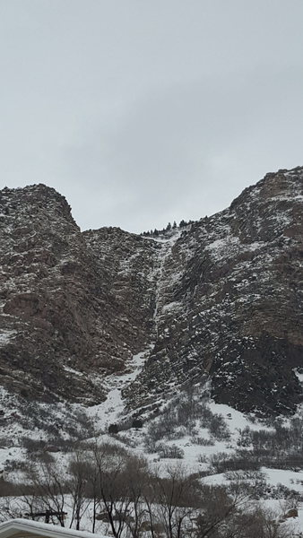 Great Amphitheater Gully 1/3/16