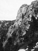 Rock Climbing Photo: Profile of IB!!!