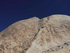 Rock Climbing Photo: Big Horn Dihedral