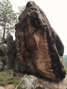 Rock Climbing Photo: The thailands north face no problems exist on the ...