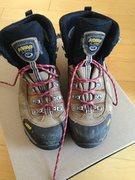 Rock Climbing Photo: Boots 1