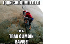 Rock Climbing Photo: The Burch Zone...
