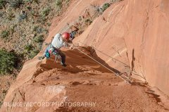 Rock Climbing Photo: Do or do not do, there is no try...
