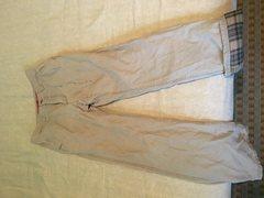 Flannel EMs pants