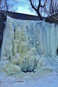 Rock Climbing Photo: The Falls