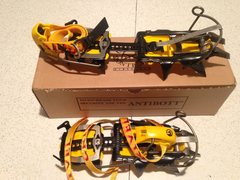 Rock Climbing Photo: Grivel G14 crampons