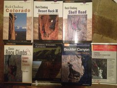 Rock Climbing Photo: Colorado Guidebooks