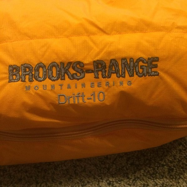 Brooks - Range, -10, Down Sleeping Bag