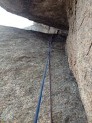 Rock Climbing Photo: The Tube.