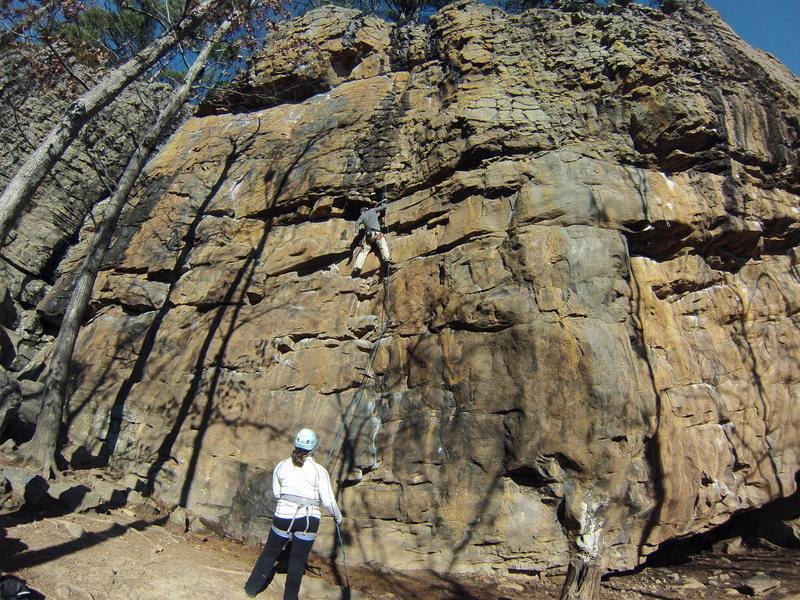 Rock Climbing Photo: Green Goblin is awesome