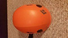 Orange Half Dome