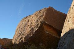Rock Climbing Photo: The Doctor Boulder