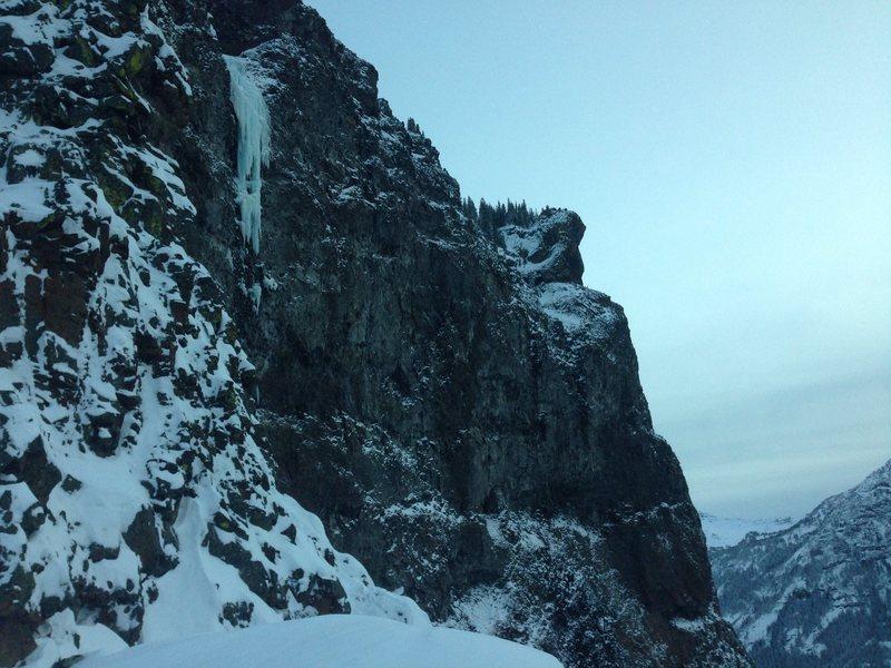 winter dance/ nutcracker from the ridge