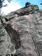 Rock Climbing Photo: Future Primative