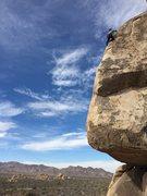 Rock Climbing Photo: Sven on SW Corner