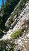 Rock Climbing Photo: The Base of Illusion Wall. Great place to Bivy