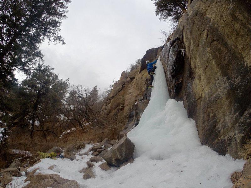 Rock Climbing Photo: 1-19-2016.
