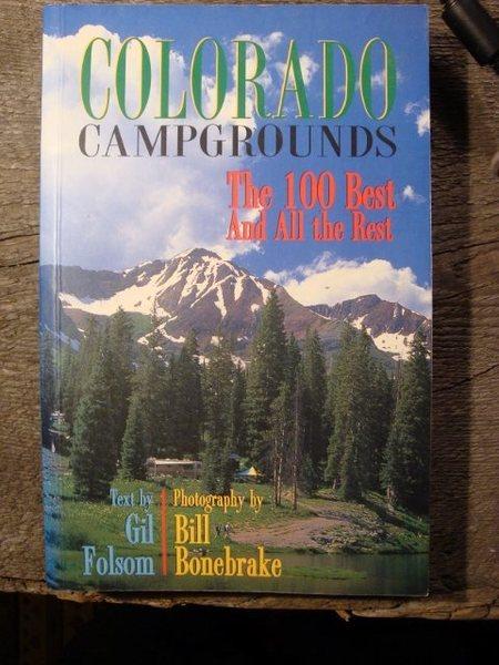 Rock Climbing Photo: Colorado Camping-