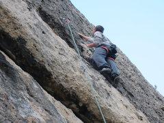 Rock Climbing Photo: piney creek