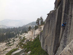 Rock Climbing Photo: Lord Caffeine