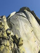 Rock Climbing Photo: Witch Needle