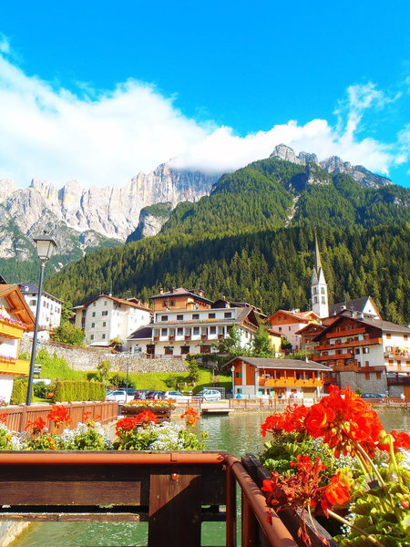 Civetta from Alleghe