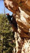 Rock Climbing Photo: Mark on Beauty and the Beast.