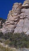 Rock Climbing Photo: Pin There
