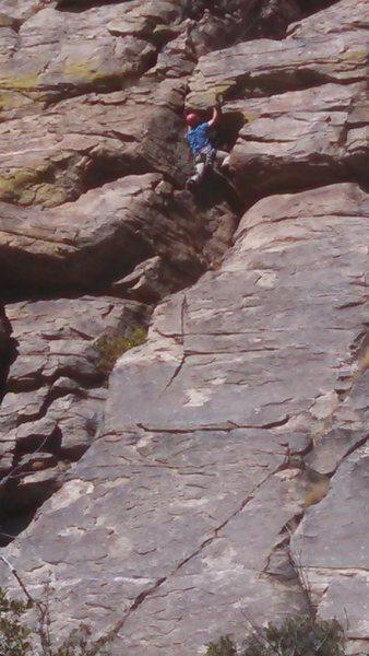 Rock Climbing Photo: Brendan N on Pin There