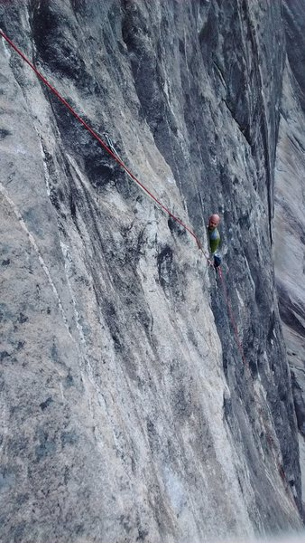 Nathan following the upper part of the monster groove reject start variation pitch after its FFA.