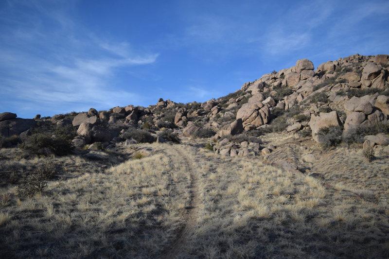 Rock Climbing Photo: Bravo Area