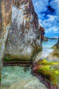 Rock Climbing Photo: BVI boulders