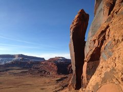 Rock Climbing Photo: Tower to the Peaceful