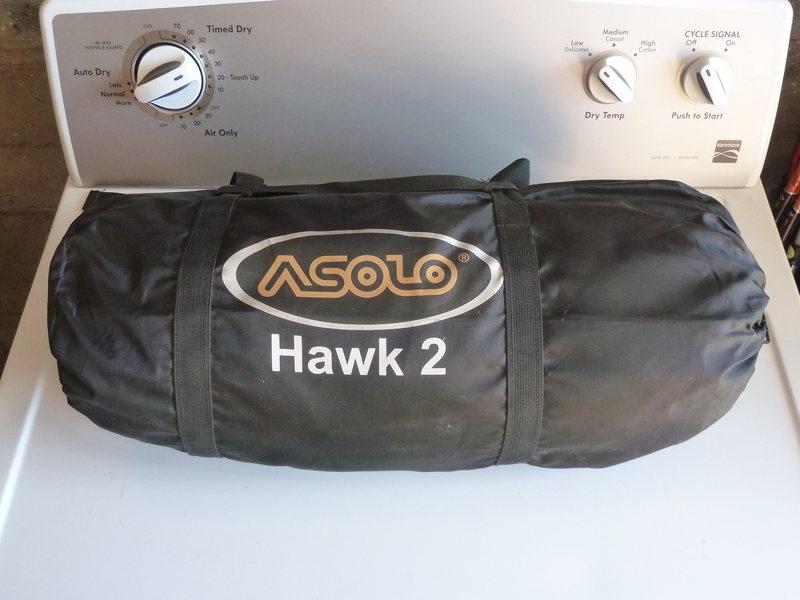 Asolo Hawk 2
