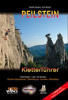 Rock Climbing Photo: Peilstein guidebook April 2013