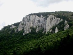 Rock Climbing Photo: Peilstein main wall