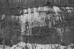 Rock Climbing Photo: Ice Hobo 01-23-16