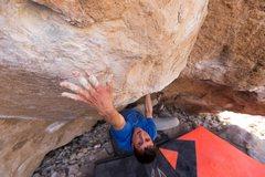 Rock Climbing Photo: Damian Danciu on Acid Wash