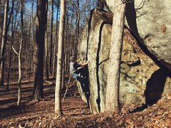 Rock Climbing Photo: Another shot of the classic Super B
