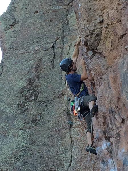 Rock Climbing Photo: Pinnacles
