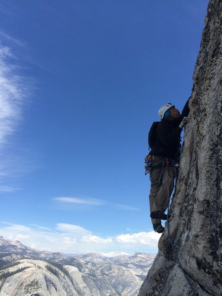 Clement on pitch 20