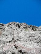 Rock Climbing Photo: Juckets and Bugs