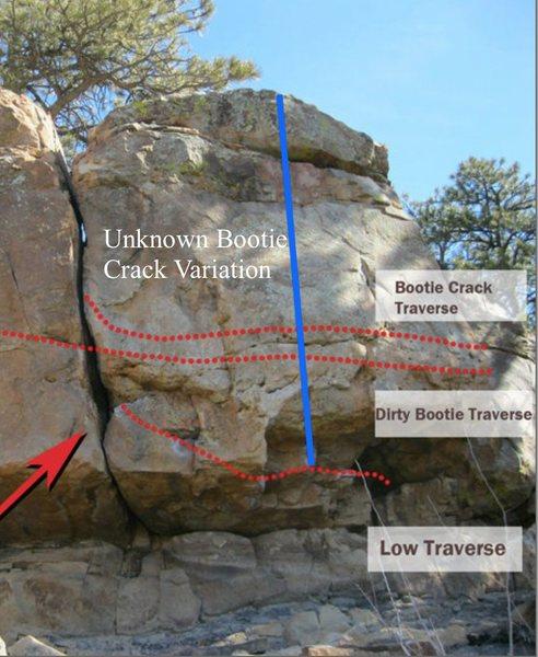 Rock Climbing Photo: By: J. Marsella.