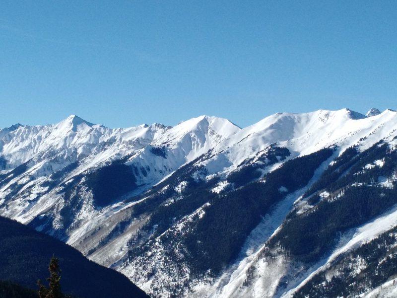 Rock Climbing Photo: Love Colorado